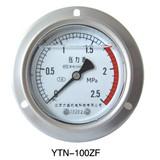不锈钢压力表-YTN-100ZF
