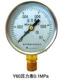Y-60压力表0.1MPa